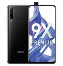 EU ECO Raktár - HUAWEI Honor 9X 4G okostelefon 6.59 inch Android 9.0 Kirin 710F Octa Core 6GB RAM 128GB ROM - Fekete