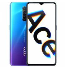 EU ECO Raktár - OPPO Reno Ace Gaming 4G Okostelefon 6.5 inch Android 9.0 Snapdragon 855 Plus 8GB RAM 128GB ROM - Lila