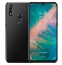EU ECO Raktár - ZTE Blade V10 4G Okostelefon 6.3 inch Android 9.0 Helio P70 Octa Core 4GB RAM 64GB ROM - Fekete