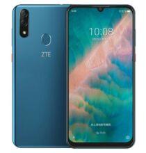 EU ECO Raktár - ZTE Blade V10 4G Okostelefon 6.3 inch Android 9.0 Helio P70 Octa Core 4GB RAM 64GB ROM - Zöld