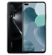 EU ECO Raktár - HUAWEI Nova 6 4G Okostelefon 6.57 inch Android 10 Kirin 990 Octa Core 8GB RAM 128GB ROM - Fekete