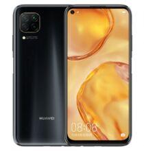 EU ECO Raktár - HUAWEI nova 6 SE 4G Okostelefon 6.4 inch EMUI 10.0.1 Android 10 Kirin 810 Octa Core 8GB RAM 128GB ROM - Fekete