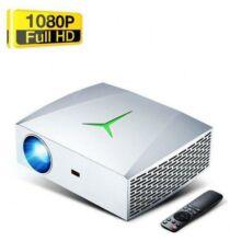 EU ECO Raktár - VIVIBRIGHT F40 1080P HD Projektor 1920 x 1080 Felbontással 4200Lm - Fehér