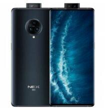 EU ECO Raktár - VIVO NEX 3S 5G Okostelefon with 6.89 inch 12GB RAM 256GB ROM Snapdragon 865 Octa Core - Fekete