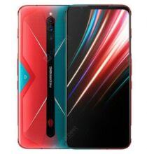 EU ECO Raktár - NUBIA RedMagic 5G Gaming Okostelefon 8-core Snapdragon 865 Phone 12GB 256GB 6.65 inch  64MP + 8MP + 2MP 4500mAh - Piros