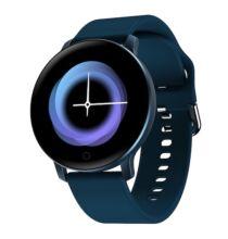 X9 1.3 inch HD IPS Kijelzős Vezetéknélküli Bluetooth Sporttevékenységmérő Okosóra - Kék
