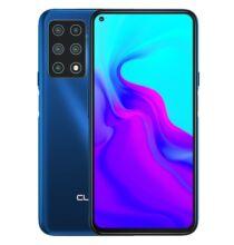 EU ECO Raktár - Cubot X30 4G Okostelefon 48MP Five Camera 32MP Selfie NFC 6.4 inch FHD + Android 10 Helio P60 6GB RAM 128GB ROM - Kék