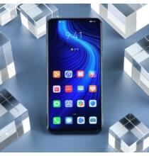 EU ECO Raktár - HUAWEI Honor X10 5G Okostelefon Kirin 820 5G 6.63-inch 40MP Triple Camera Battery 4300mAh Global Version 6GB RAM 128GB ROM - Ezüst