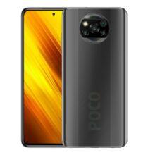 EU ECO Raktár - Xiaomi POCO X3 4G Okostelefon 6.67 inch Snapdragon 732G Octa-core CPU 64MP + 13MP + 2MP + 2MP 5160mAh Battery Capacity Support NFC - 6GB RAM 64GB ROM - Ezüst