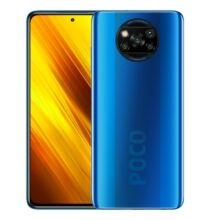 EU ECO Raktár - Xiaomi POCO X3 4G Okostelefon 6.67 inch Snapdragon 732G Octa-core CPU 64MP + 13MP + 2MP + 2MP 5160mAh Battery Capacity Support NFC - 6GB RAM 64GB ROM - Kék