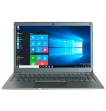 EU ECO Raktár - Jumper EZbook X3 Premium Notebook IPS Display Thin Metal Body Laptop Intel N3450 8GB 128GB LAPTOP METAL WiFi Win10 Laptop - Ezüst
