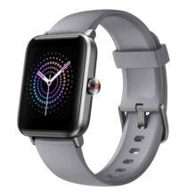 EU ECO Raktár - Ulefone Watch Pro Smart Watch 1.55 inch Vezetéknélküli Sporttevékenységmérő Okos Karkötő - Szürke