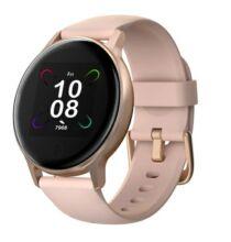 EU ECO Raktár - UMIDIGI Uwatch 3S Vezetéknélküli Sporttevékenységmérő Bluetooth Okosóra - Rózsaszín