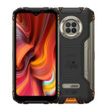 EU ECO Raktár - DOOGEE S96 Pro 4G Okostelefon IP68 IP69K 8GB 128GB Helio G90 NFC Android 10 6350mAh 6.22 inch 48MP Round Quad Camera 20MP Infrared Night Vision - Narancs