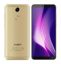EU ECO Raktár - CUBOT Nova / C5 4G okostelefon 5.5 inch Android 8.1 MTK6739 Quad Core 3GB RAM 16GB ROM - Arany