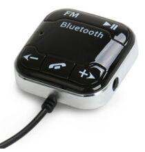 BT-760 Mini Bluetooth Autós Kihangosító FM Transmitter iPod MP3 / MP4 Lejátszó / iPad Készülékekhez - Fekete