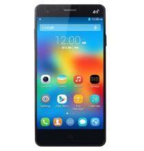 """EU ECO Raktár - Elephone P3000s 5.0"""" HD IPS Android 4.4 MTK6592 2GB RAM Ujjlenyomat-azonosító NFC 4G Phablet - Fekete"""