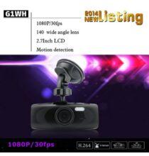 G1WH Full HD10 fokos betekintési szögű 4x zoom12.0MP autós kamera