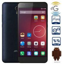 "Jiayu S3 5.5"" FHD IPS OGS Android 4.4 MTK6752 64bit 3GB RAM NFC 4G Phablet - Fekete"
