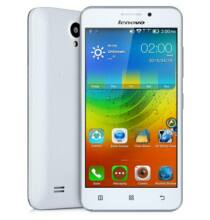 """EU ECO Raktár - Lenovo A3600D 4.5"""" FWVGA Android 4.4 MTK6582 3G Okostelefon - Fehér"""