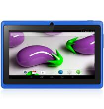 "Q88H 7"" WVGA Android 4.4 Négymagos Bluetooth Tablet - Kék"