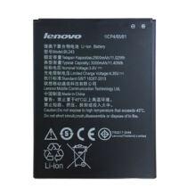 Lenovo K3 Note K50-T5 2900mAh akkumulátor - Fekete