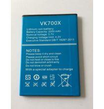 Vkworld VK700X 2200mAh akkumulátor - Kék