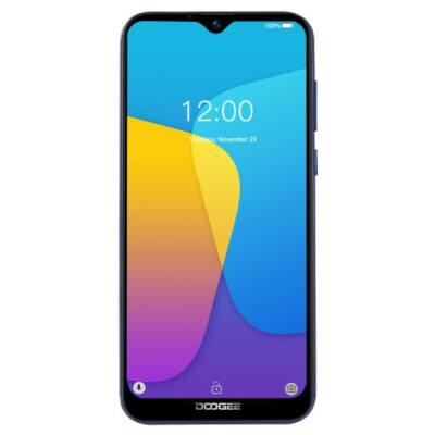 EU ECO Raktár - DOOGEE X90 6.1inch 4G Okostelefon - Kék
