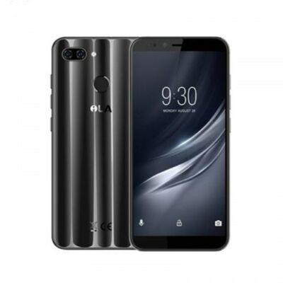 EU ECO Raktár - iLa silk Android 4G Okostelefon 5.7 inches IPS HD 4GB RAM 64GB ROM - Fekete