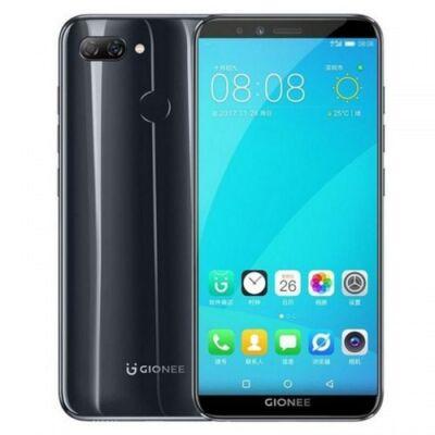 EU ECO Raktár - Gionee S11 Lite 4G Okostelefon 4GB RAM 64GB ROM - Fekete