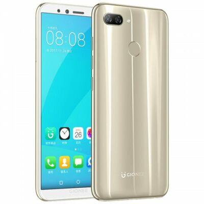 EU ECO Raktár - Gionee S11 Lite Snapdragon Octa core Dual SIM Okostelefon 4GB RAM 32GB ROM - Arany