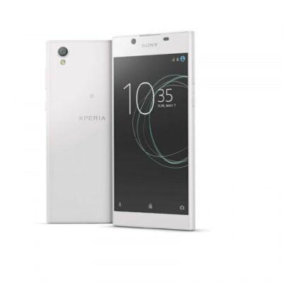 EU ECO Raktár - Sony Xperia L1 4G Okostelefon 2GB RAM 16GB ROM - Fehér