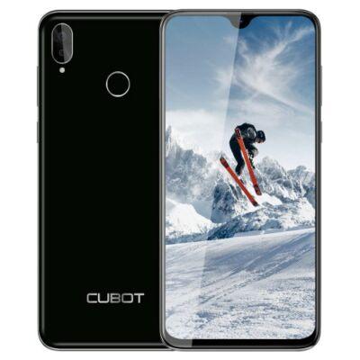 EU ECO Raktár - Cubot R15 Pro 6.26 inch 4G okostelefon Android 9.0 3GB RAM 32GB ROM - Fekete