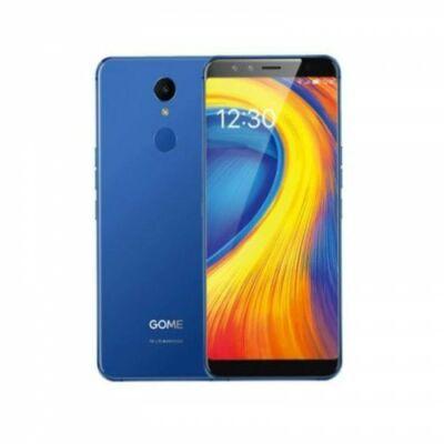 EU ECO Raktár - Gome U7 4G Okostelefon 4GB RAM 64GB ROM - Kék