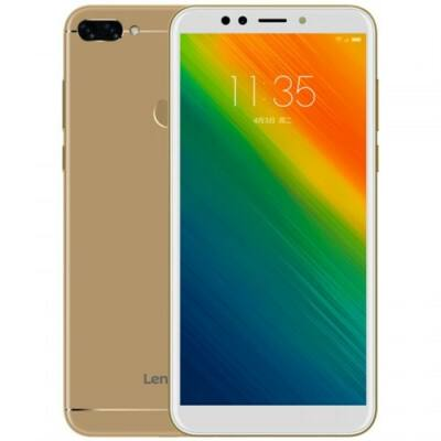 EU ECO Raktár - Lenovo K9 Note 4G Okostelefon 6.0 inch Android 8.1 3GB RAM 32GB ROM - Arany