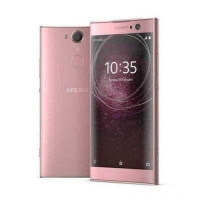 EU ECO Raktár - Sony Xperia L2 4G Okostelefon MTK6737T 3GB RAM 32GB ROM - Rózsaszín