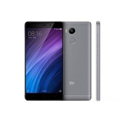 EU ECO Raktár - Xiaomi Redmi 4 3GB RAM 32GB RAM Dual SIM 5.0 inches Android 6.0.1 Octa-core 1.4 GHz 4100mAh - Szürke
