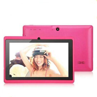EU ECO Raktár - 7 inch Tablet Android 9.0 PC 1GB RAM 8GB ROM Quad Core Tablet PC - Rózsaszín