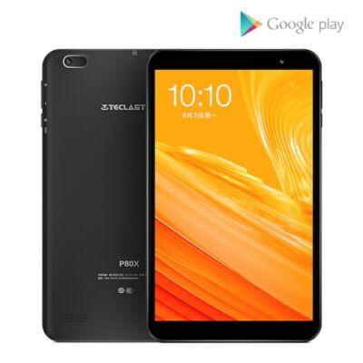 EU ECO Raktár - Teclast P80X 4GTablet Android 9.0 SC9863A IMG GX6250 8inch 1280 x 800 IPS Octa Core 1.6GHz 2GB RAM 32GB ROM Dual Cameras Tablet - Fekete