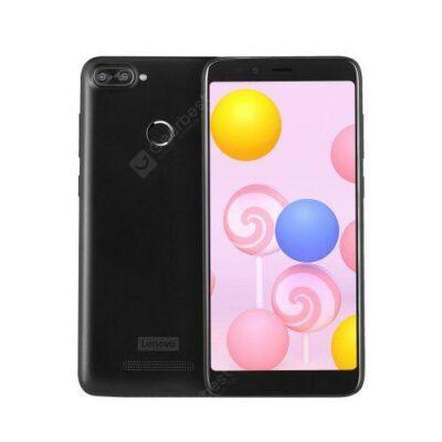 EU ECO Raktár - Lenovo K320t 5.7 inch Android 7.0 4G okostelefon Snapdragon 625 Quad Core 2GB RAM 16GB ROM - Fekete