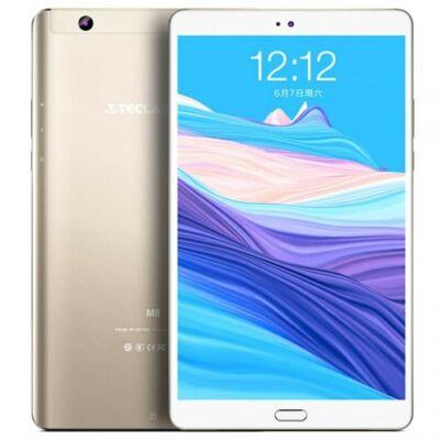 EU ECO Raktár - Teclast M8 8.4 inch Tablet PC Android 7.1 Allwinner A63 1.8GHz Quad Core CPU 3GB RAM 32GB ROM - Arany