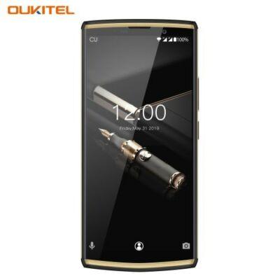 EU ECO Raktár - Oukitel K7 Pro 4G Okostelefon 4GB RAM 64GB ROM Dual előlapi Kamera - Fekete