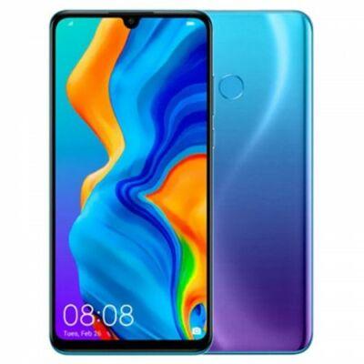 EU ECO Raktár- HUAWEI P30 Lite 4G okostelefon 6.15 inch EMUI 9.0.1 Kirin 710 6GB RAM 128GB ROM - Kék