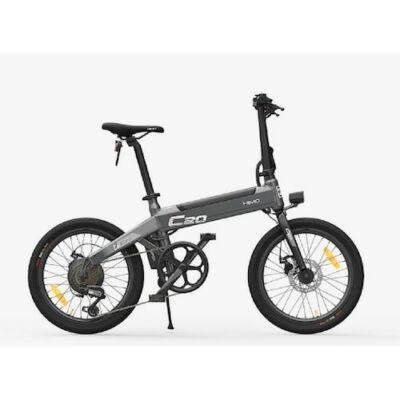 EU ECO Raktár - HIMO C20 20 Inch 36V 80KM Hatótávval Rendelkező Elektromos E-Bike Kerékpár - Szürke