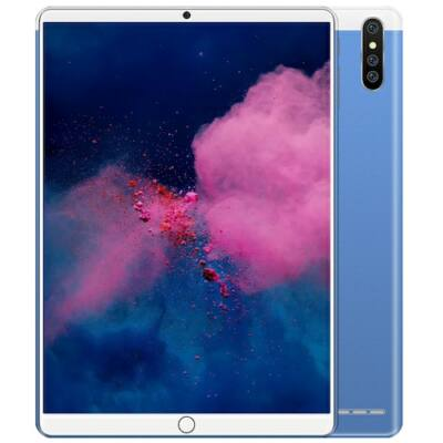 EU ECO Raktár - Android 9.0 Tablet 10.1 inch Octa Core 2GB RAM 32GB ROM Bluetooth Wi-Fi - Kék