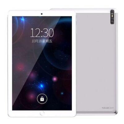 EU ECO Raktár - Android 9.0 Tablet 10.1 inch Octa Core 2GB RAM 32GB ROM Bluetooth Wi-Fi - Ezüst