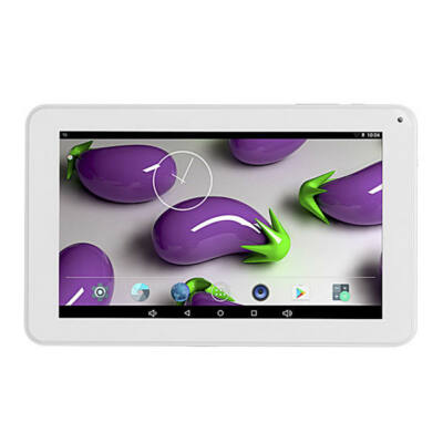 EU ECO Raktár - T2 Allwinner A33 Quad Core 1GB RAM 8GB ROM Android 5.1 Tablet - Fekete