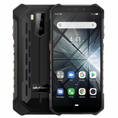 Ulefone ARMOR X3 IP68 IP69K Vízálló 5.5 inch 5000mAh 2GB RAM 32GB ROM MT6580 Quad core 3G Okostelefon