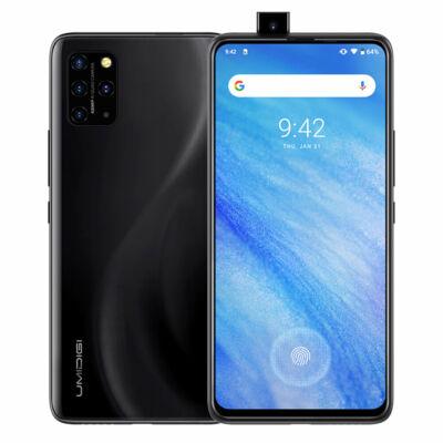 UMIDIGI S5 Pro 6.39 inch FHD+ NFC Android 10 4680mAh 48MP Super Matrix Quad Camera 6GB RAM 256GB ROM Helio G90T 4G Okostelefon