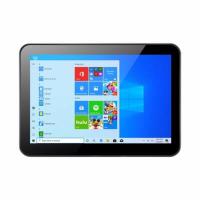 EU ECO Raktár - PIPO X2 Intel Atom Z3735F 2GB RAM 32GB ROM 8 Inch Windows 10 Mini PC Tablet - Fekete